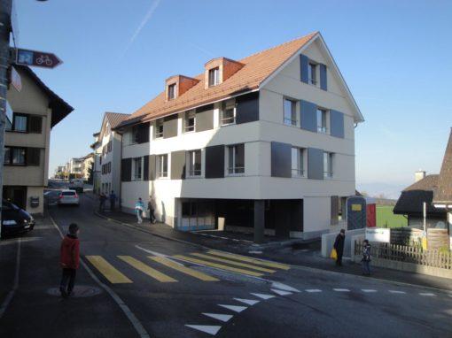 Wollerau, alte Wollerauerstrasse