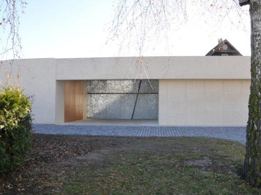 Freienbach, Aufbahrungshalle