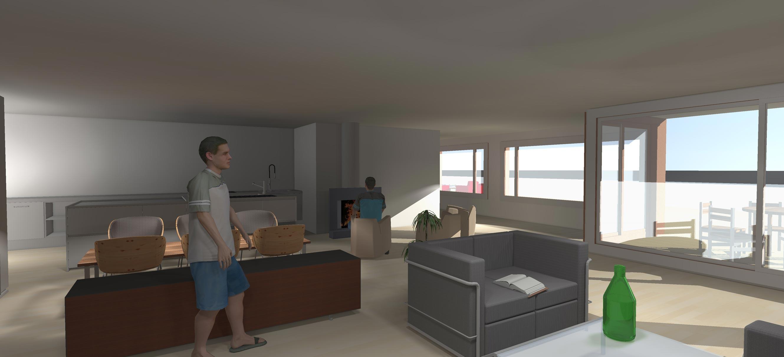 Schmid Partner Architekten Neubau C1204 ACCamera Innen3