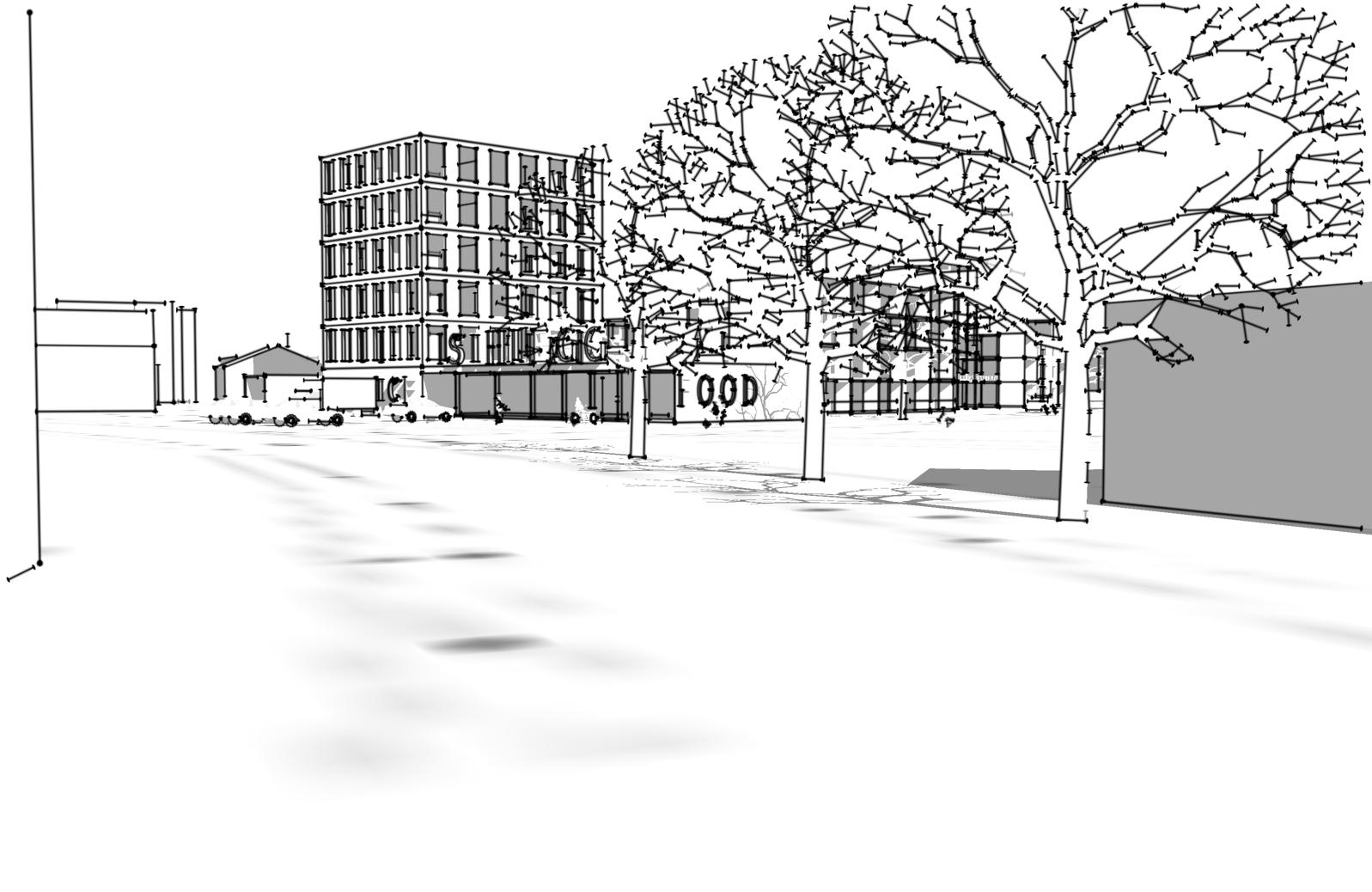 Schmid Partner Architekten Studie C10801 Iso1.1