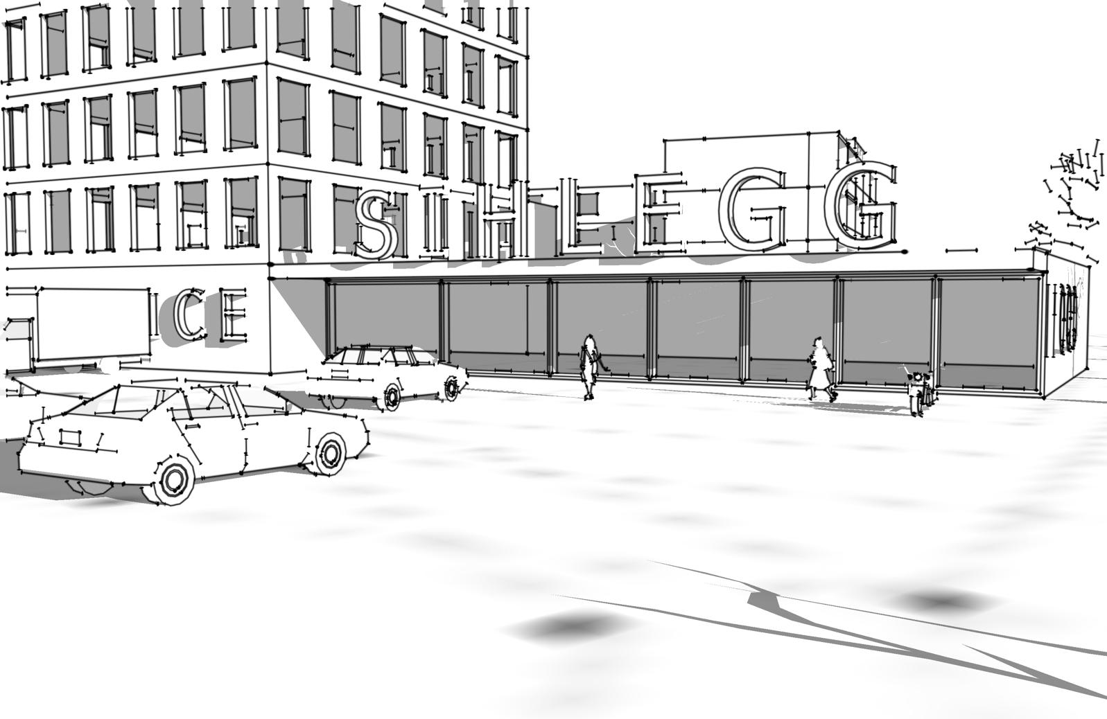 Schmid Partner Architekten Studie C10801 Iso10
