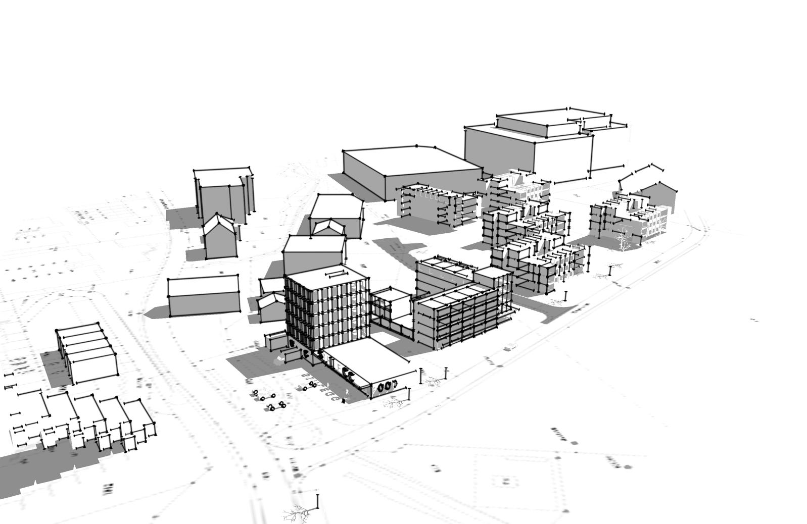 Schmid Partner Architekten Studie C10801 Ueber2.1