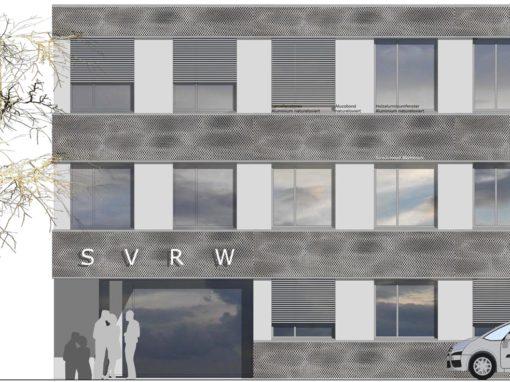 Wil, Betriebs-/Polizeigebäude